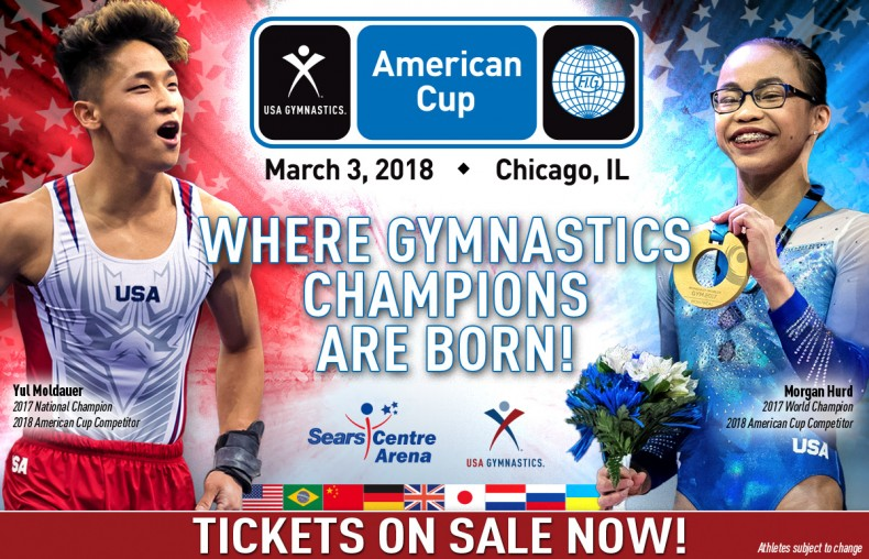 USA Gymnastics Triple Cup Weekend