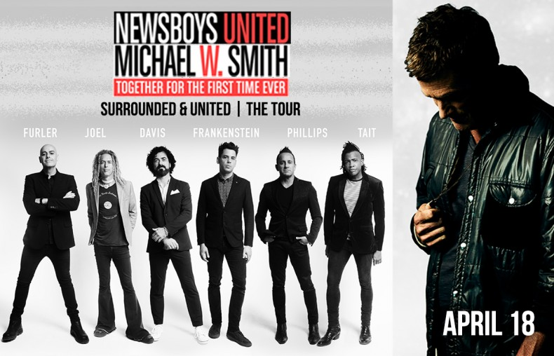 Surrounded & United: The Tour