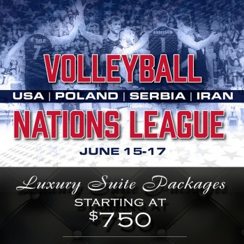 USA Men's Volleyball 2018